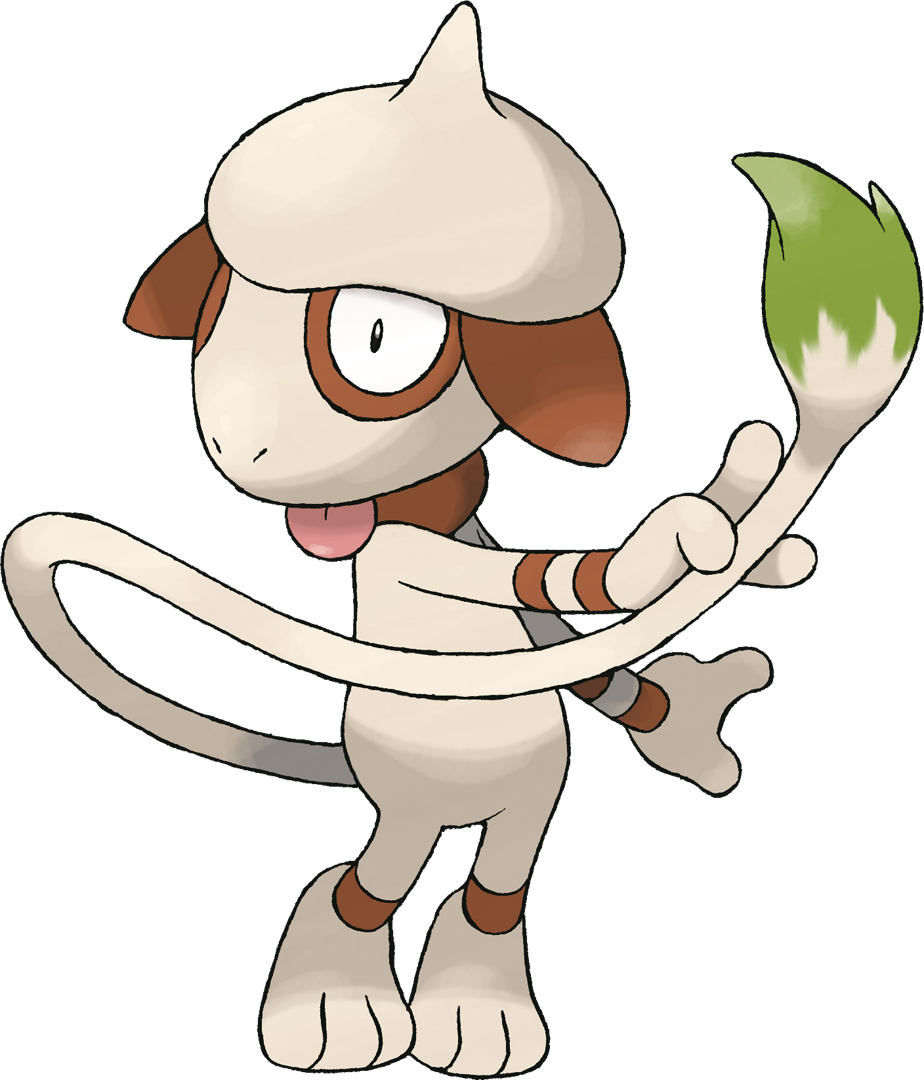 Image result for smeargle png