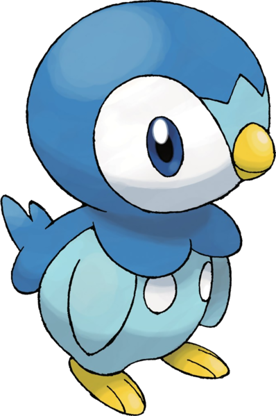 download pokemon starters piplup - photo #8